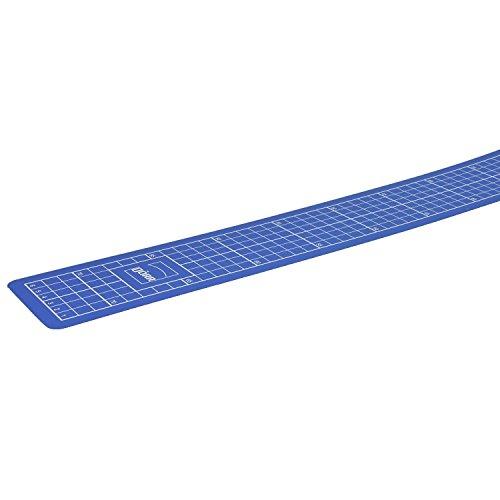 Preisvergleich Produktbild Dörr 102067 Schneidematte für Passepartout-Schneider, 75 cm, 3-lagiges Kunststoffmaterial, Stärke 3 mm, blau