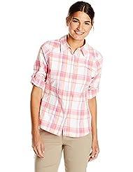 Columbia Men's Ridge Silver Long Sleeve Shirt