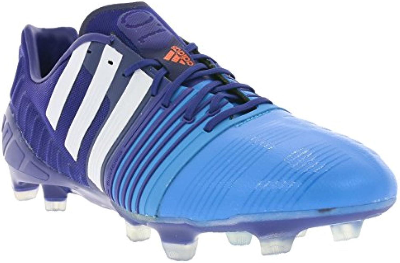 adidas Performance Nitrocharge 1.0 FG Schuhe Fussballschuhe Sportschuhe Violett M19052
