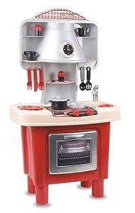 COLOMA Y PASTOR - Cocina con 18 Accesorios 52X30X94 18-90532