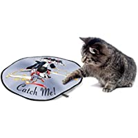 Europet Bernina 409-415337 Katzenspielzeug D&D Adventure Undercover-Mouse Fun, 60 cm