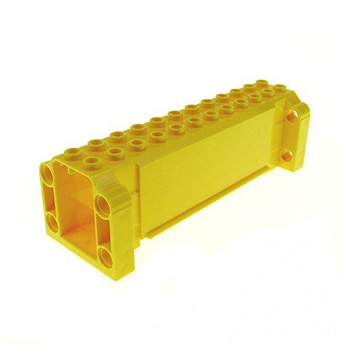 Preisvergleich Produktbild 1 x Lego System Kran Ausleger gelb 4 x 12 x 3 Stütze Säule Träger Crane 7249 7633 52041