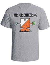 jonny cotton Mr Orienteering Mens Gift T-Shirt