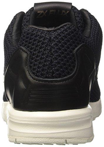 adidas ZX Flux Core Black Core Black White Schwarz (Core Black/Core Black/White)