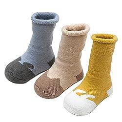 Set 3 Beb calcetines fantas...