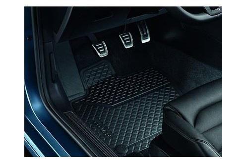 Preisvergleich Produktbild VW Gummimatten Vorne und Hinten,  für Golf ab MJ. 2013-5G1061500A82V