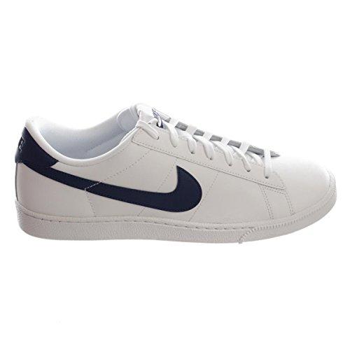 Nike Tennis Classic CS - Tennisschuhe, Farbe Weiß (white / midnight navy), Größe 44