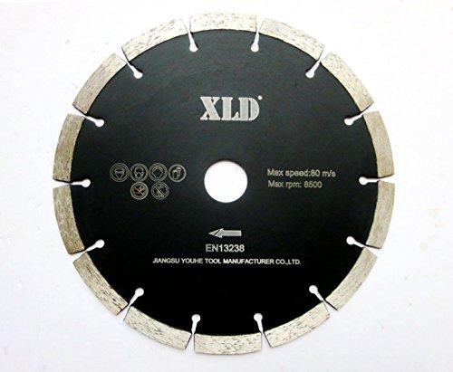 SAW BLADE XLD spremuto a freddo segmentato