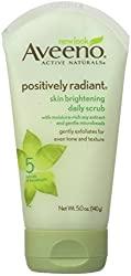 AVEENO Active Naturals Skin Brightening Daily Scrub 5 oz