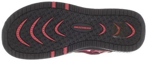Skechers Shape-Ups 5 Jamaica Fab Abs, Chaussures bien-être femme Rouge
