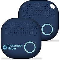 musegear app Key Finder - 2 Pack - Version 2 localisateur et traqueur sonore pour retrouver clés - Volume 3 Fois élevé…
