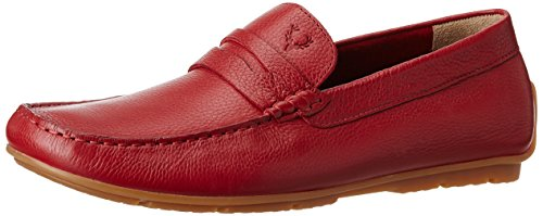 Allen Solly Men's Leather Mocassins