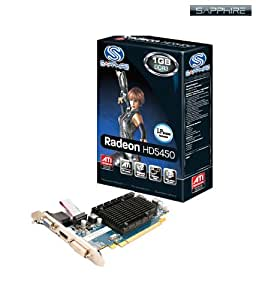 Sapphire HD 5450 1GB Graphic Card(DDR3)