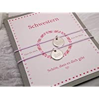 Love ♥ Schwestern-Armband Set ♥