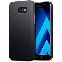 Samsung Galaxy A5 2017 Carcasa Híbrida - Negro oscuro