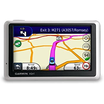 "Garmin Nuvi 1340 4.3"" Sat Nav with UK and Western Europe Maps"