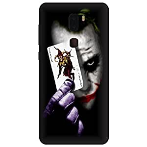 Wizzart Coolpad Cool 1 Back Cover Case In Print Designer Cases And Covers Joker Batman Print Design