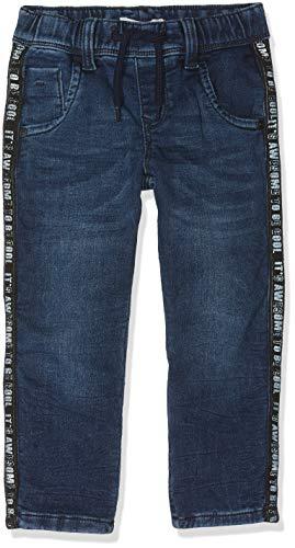 NAME IT Jungen Jeans NMMROBIN DNMATOM 3129 SWE Pant Blau Dark Blue Denim, 104