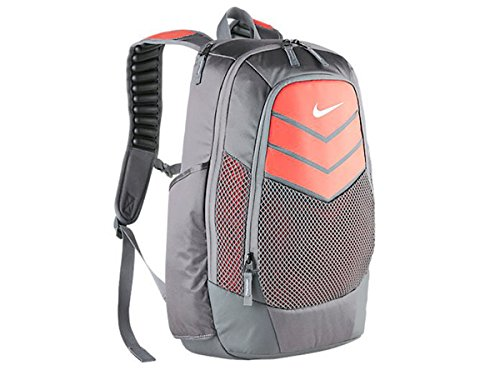 Nike ba5246-065 Max Air Red Grey Backpack - Best Price in India ... 7a59d1d09e5df