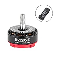 4pcs EMAX RS2205-S 2300KV Brushless Motor CW for X210 QAV250 QAV300 FPV Racing Drone Mini Quadcopter by Crazepony-UK by Crazepony-UK