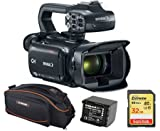 Kit Camcorder Canon XA30 - HD CMOS Pro 1/2,84 - MP4 - ZOOM 20x + battery Hähnel HL-C820 - capacity 1840mAh, 7.4V, 13.6W
