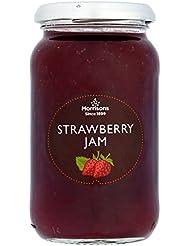 Morrisons Strawberry Jam, 454g