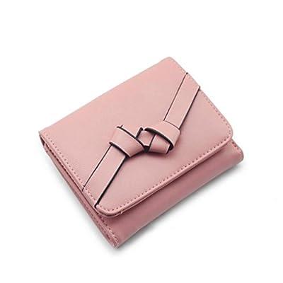 ZLR Mme portefeuille Ladies Short Wallet Ladies Nouveau portefeuille pliable multifonctionnel à grande capacité