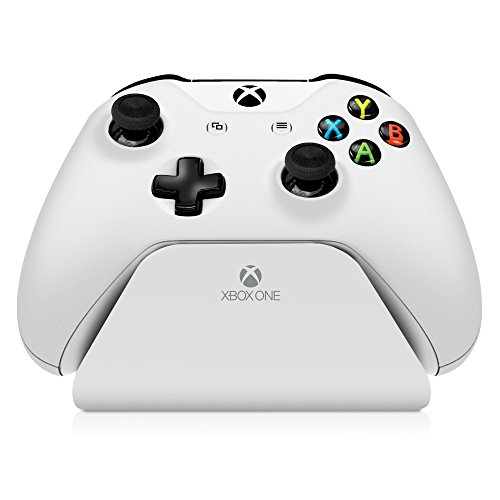 Controller Gear Xbox One White Controller Stand v2.0 - Officially Licensed By Xbox