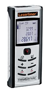 Télémètre laser de poche Laserliner DistanceMaster Pocket
