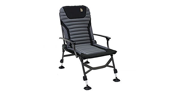 Behr Luxe Fauteuil inclinable PêcheCamping Chaise Fauteuil