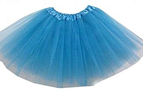 A-Liittle-Tree-New-Ladies-Girls-Women-Tutu-Skirts-Dress-Up-Fancy-Dress-Party-Hen-Party-BLUE