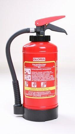 Gloria Fettbrandlöscher Aufladelöscher 3 liter A, B und F