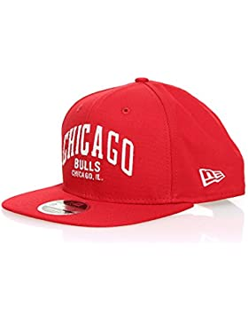 NewEra Felt Script 9Fifty Cap ~ Chicago Bulls