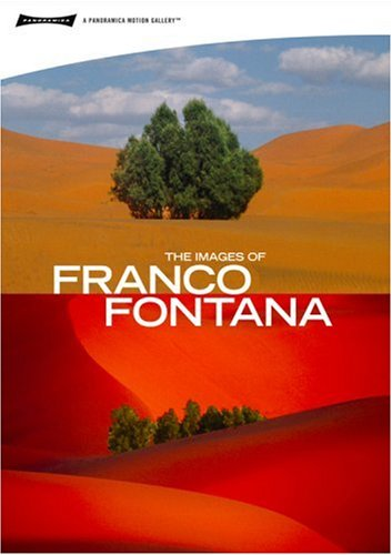 Preisvergleich Produktbild Franco Fontana - Panoramica Motion Gallery [DVD] [NTSC] [UK Import]