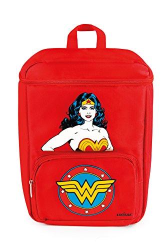 Excelsa Wonder Woman Mochila Térmica