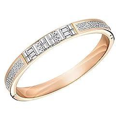 Idea Regalo - Swarovski Donne-Bangle Ethic Bracelet L bianco 5221391