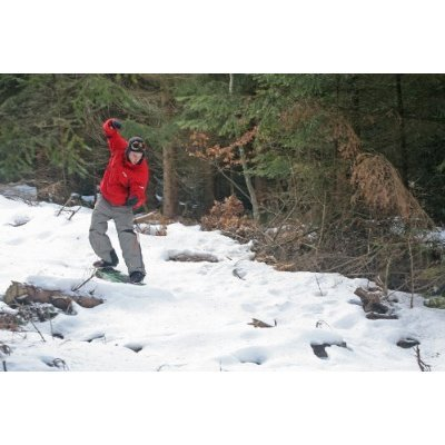 Snoglide Snowskate - Snowdeck - Snowboard - Skateboard für den Schnee -