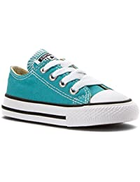Converse Sp Ev Canvas Ox 290360-31-10 Unisex - Kinder Sneaker, Marineblau/Weiß, 27 EU
