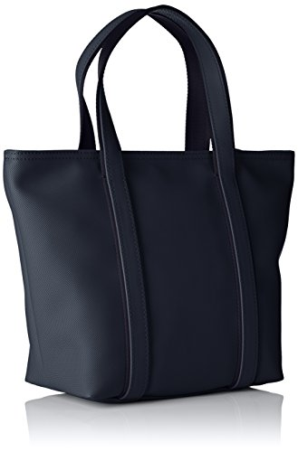 Lacoste NF2042WM, Sac Bandouliere Femmes, 32 x 12 x 22 cm Black Iris