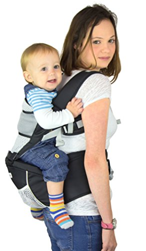 Ecosusi Polyester Baby Carrier Infant Comfort Kid S Waist Stool