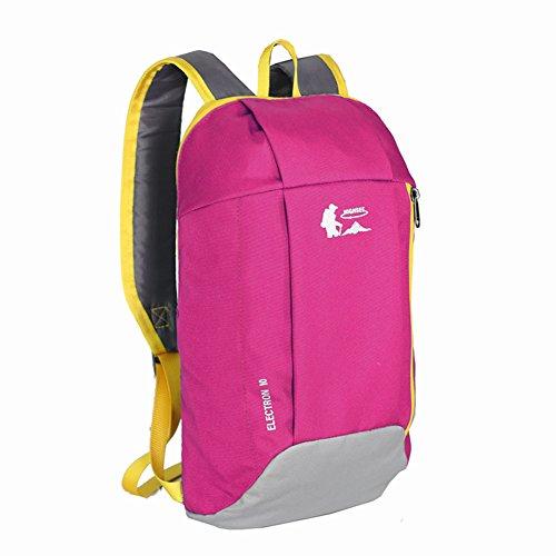 Outdoor-Bergsteigen-Tasche/Paare Travel Bag/ leichte wasserdichte Rucksack C