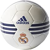 Adidas Real Madrid Football, Men's UK 5 (White)
