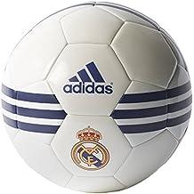 adidas Real Madrid Balón de Fútbol, Hombre, Multicolor, 5