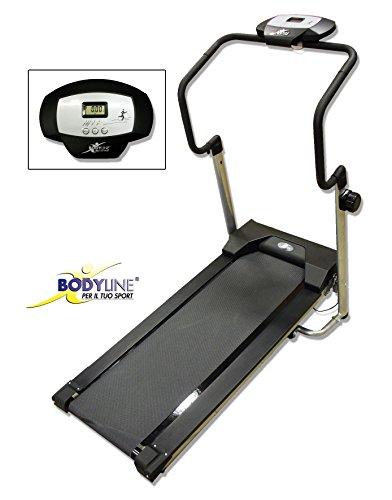 Bodyline Cinturón magnético Fácil la cinta de correr aptitud 08008000866221306
