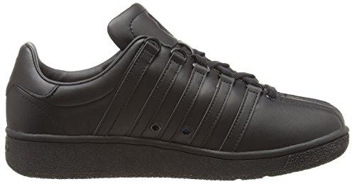 K-swiss Classic Vn, Herren Sneakers Schwarz (Black/Black)