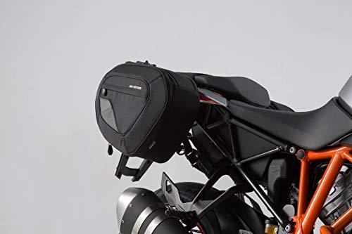 SW-MOTECH BLAZE H Satteltaschen-Set, Schwarz/Grau - KTM 1290 Super Duke GT (16-) -