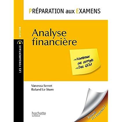 Préparation aux examens - Analyse financière (Les Fondamentaux Économie-Gestion)