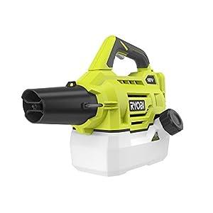 Ryobi RY18FGA-0 18V Cordless Fogger/Chemical Sprayer, 18 V