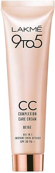 Lakmé 9 to 5 Complexion Care Face Cream, Beige, 30g