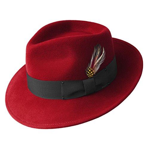 Bailey -  Cappellino da baseball  - Donna rosso
